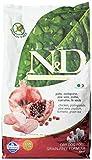 Farmina, N&D - Comida para Perros sin Cereales, de Pollo y Granada,2,5 kg,para Adultos