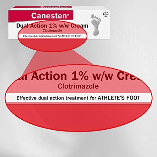 Canesten Athletes Foot Cream, 30g