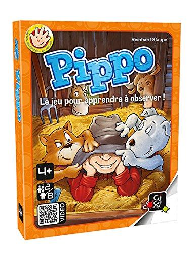 Gigamic- Jeu de Cartes-Pippo, AMEPI