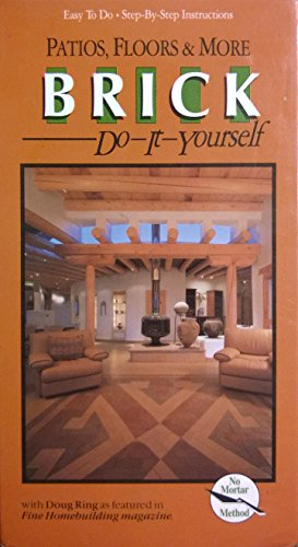 Brick, Patios, Floors & More:Do It Yo [VHS]