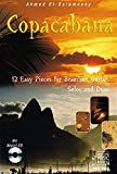 Copacabana: 12 Easy Pieces for Brazilian Guitar. Solos and Duos. Mit Begleit-CD