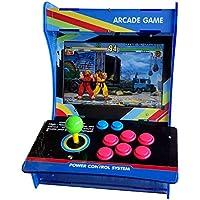 """Theoutlettablet@ - Pandora Box 9h 2199 Juegos Retro Consola Maquina Arcade Video Gamepad con Pantalla LCD de 10"""", Joystick y Botones para 1 Jugador"""