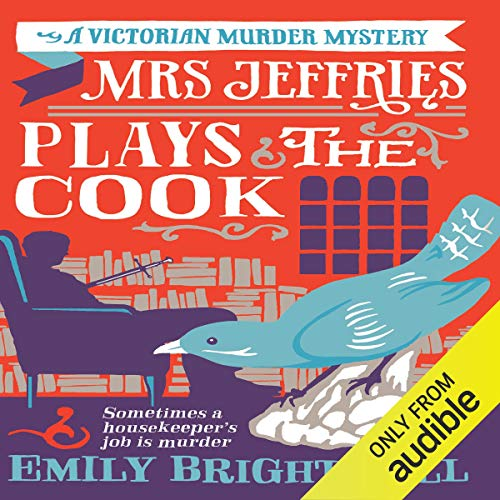 Mrs. Jeffries Plays the Cook cover art