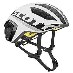 powerful SCOTT Cadence Plus Helmet White / Black, S.