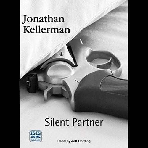 Silent Partner audiobook cover art