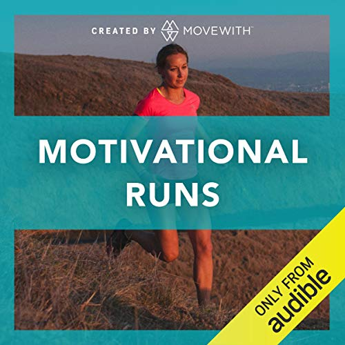 Motivational Runs     3 audio-guided run stories and 6 audio-guided Olympic Interval runs              By:                                                                                                                                 MoveWith                               Narrated by:                                                                                                                                 Blake Leeper                      Length: 3 hrs and 12 mins     13 ratings     Overall 4.5