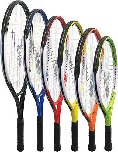Victor Tennis-Schläger Junior - Raqueta de Tenis, Color Verde, Talla 43 cm