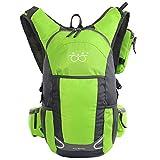 SPFASZEIV 30/35L Ultraleichter Wasserdicht Outdoor Rucksack Sport Daypack Reiten...