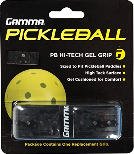 Gamma APHGL10 Pickleball Ht Gel Black