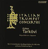 「イタリアのトランペット協奏曲」