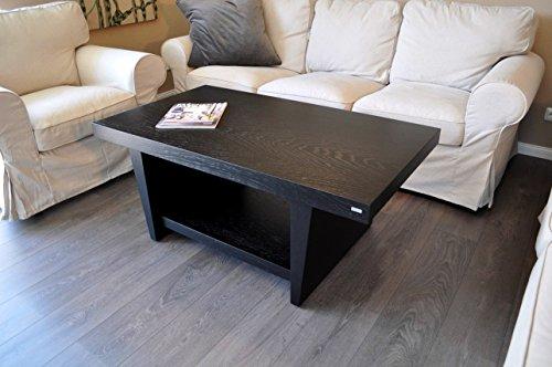 Preisvergleich Produktbild Carl Svensson Design Couchtisch Tisch T-111 5 (Schwarz)