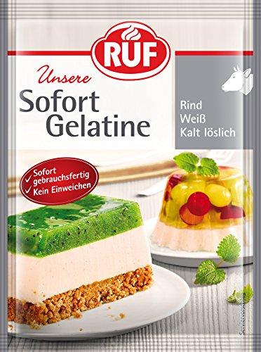 Ruf Sofort Gelatine Rind, 30 g