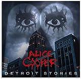 sechars Detroit Geschichten Alice Cooper Leinwand Kunst