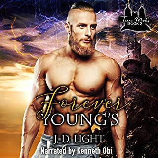 Forever Young's cover art