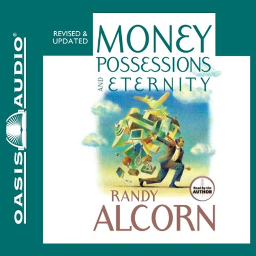 Money, Possessions and Eternity audiobook cover art