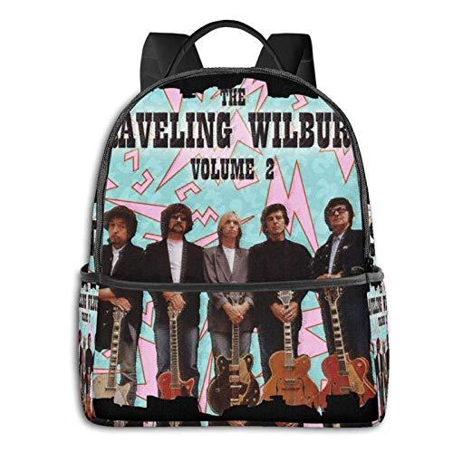 IUBBKI The Traveling Wilburys Backpack