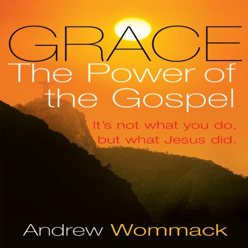 Grace, the Power of the Gospel cover art