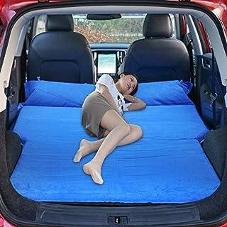 Universal Car Suede Sleeping Mat Mattress Off-road SUV Trunk Travel Inflatable Mattress Air Bed, Size: 195 x 130 x 109cm D...
