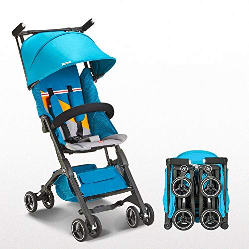 Great Features Of GXGX Compact Travel Stroller, for Flight Boarding Outdoor and Travel - Can be Put ...