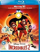 The Incredibles 2 [3D Blu-ray + Blu-ray]
