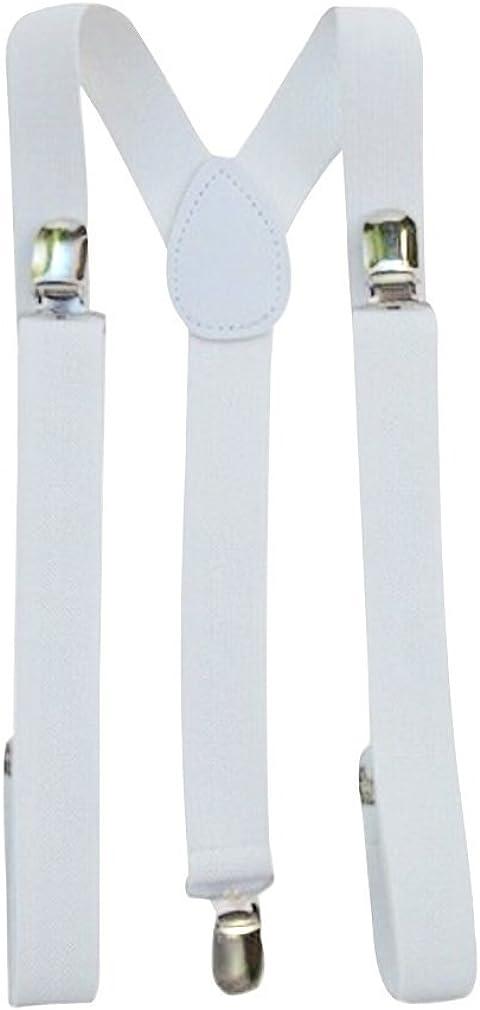 Men's Unisex Clip-on Braces Elastic