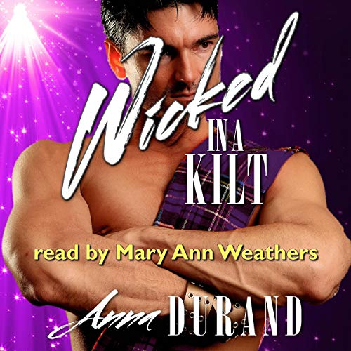 Wicked in a Kilt audiobook cover art