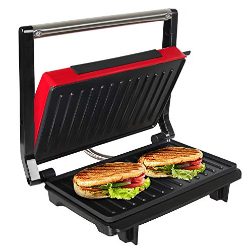 OZAVO Sandwichera Grill Panini & Toast