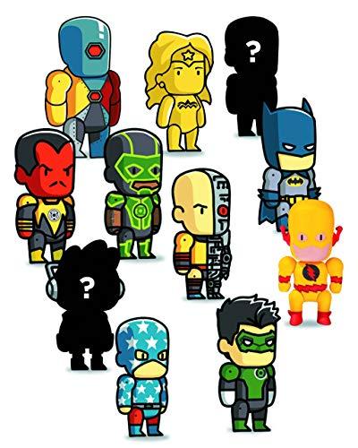 DC Comics Scribblenauts Unmasked Series 3 Mini Figure (1 Random)