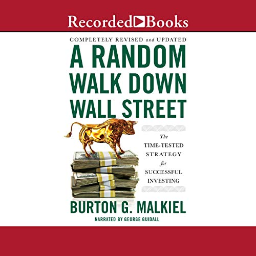 Page de couverture de A Random Walk Down Wall Street, 12th Edition