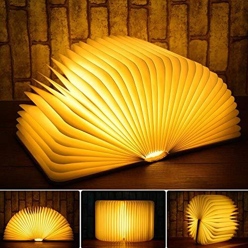 JOLVVN -  LED Buchlampe