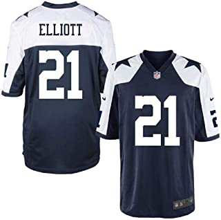 Ezekiel Elliott Dallas Cowboys Youth Nike Throwback Jersey (Youth Sizes)