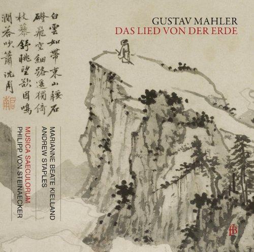 『Das Lied von der Erde: IV. Von der Schönheit (Of Beauty) [Arr. G. Cortese for Voices and Chamber Ensemble]』のトップ画像