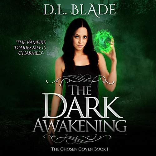 The Dark Awakening: Urban Paranormal Fantasy audiobook cover art