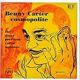 album cover: Benny Carter The Complete Oscar Peterson Verve Sessions
