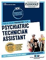 Psychiatric Technician Assistant (Career Examination)