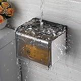 SCRT Papel higiénico Titular de baño Titular de Rollo de Toallas de Papel Bandeja Soporte de Bandeja de Papel higiénico Taza de ponche Libre de succión