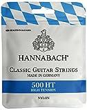 Hannabach 500HT Corde per Chitarra Classica