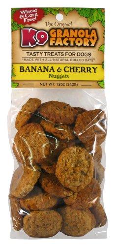 K9 Muesli Factory Banane et Cherry Nugget