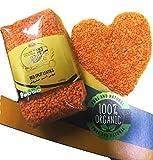 Lentejas divididas rojas - Alto grado A - Lentejas divididas de calidad premium Dal - 900 g 1,5 kg (1,5 kg)