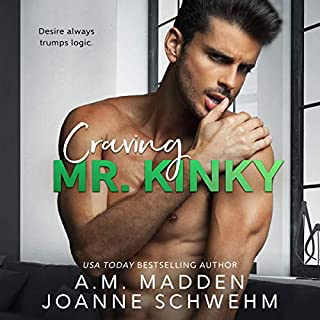 Craving Mr. Kinky audiobook cover art