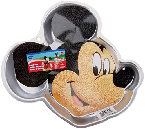 Wilton Aluminium-Kuchenform mit Mickey Mouse-M