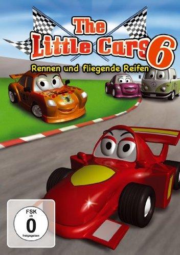 The Little Cars 6 - Rennen und fliegende Reifen