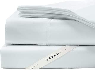 DREAMFIT Degree 1 Microfiber Twin XL Sheet Set, Slate