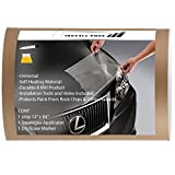 Install Proz Self Healing Universal Clear Paint Protection Bra Hood and Fender Kit (12' x 84')