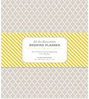 All the Essentials Wedding Planner (Hardback) - Common