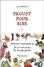Proust pour rire de Laure Hillerin