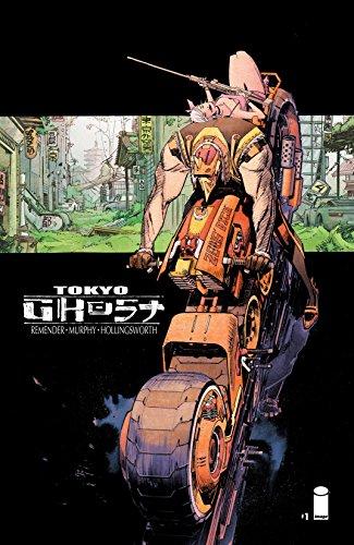Tokyo Ghost #1 (English Edition)