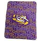 Logo Brands NCAA LSU Tigers Classic Fleece, One Size