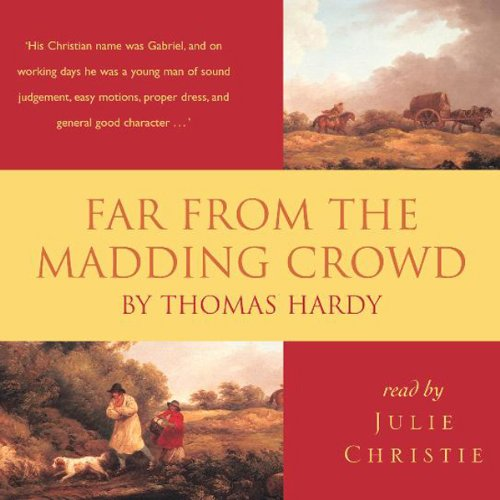 Far From the Madding Crowd  By  cover art