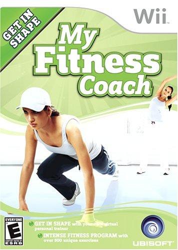 My Fitness Coach - Nintendo Wii